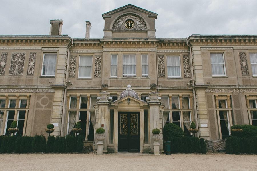 Wedding, Down Hall, Hertfordshire