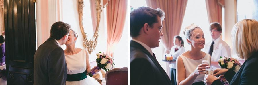 Katie + Gareth married at down hall, hertfordshire