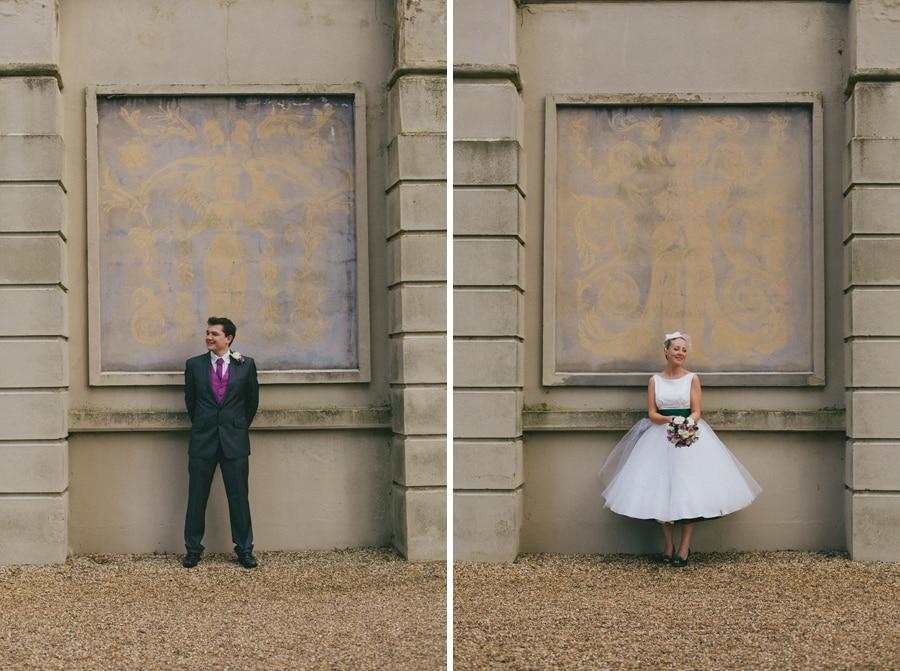 Katie and Gareth's wedding day Hertfordshire