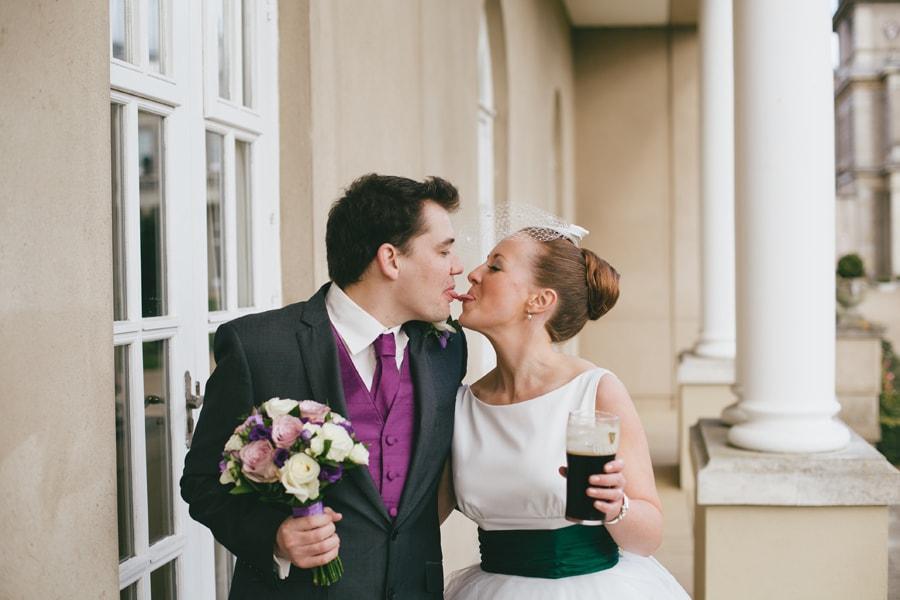 Katie & Gareth's 2012 Wedding at Down Hall