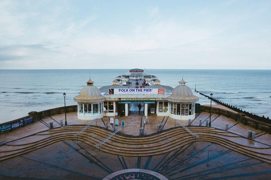 Norfolk pier