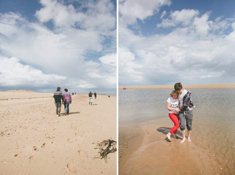 wells next the sea lovers