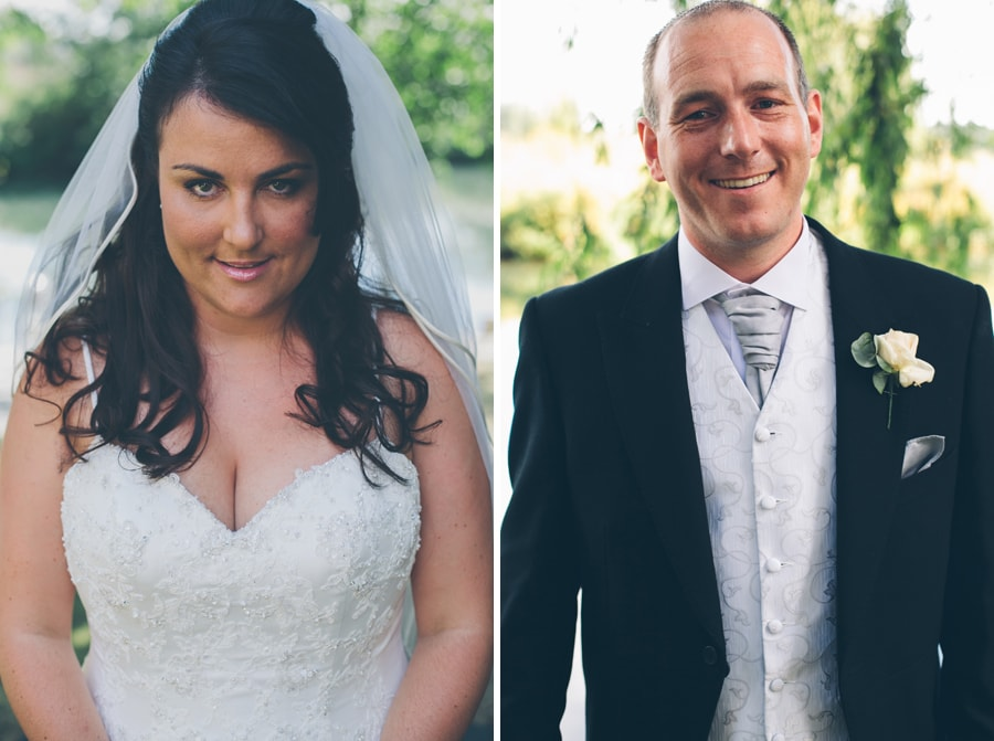 Jackie & Jez are now married and happy