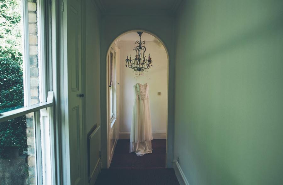 I'm very proud of this wedding dress photo