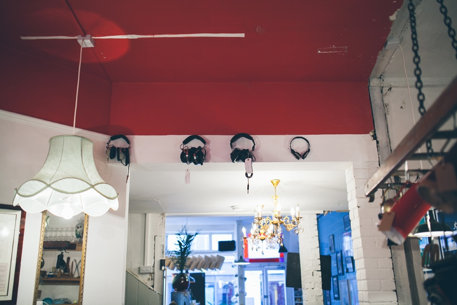 Dog and Whistle Emporium sell headphones