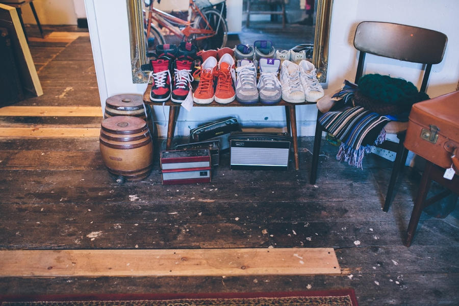 a collection of shoe for sale