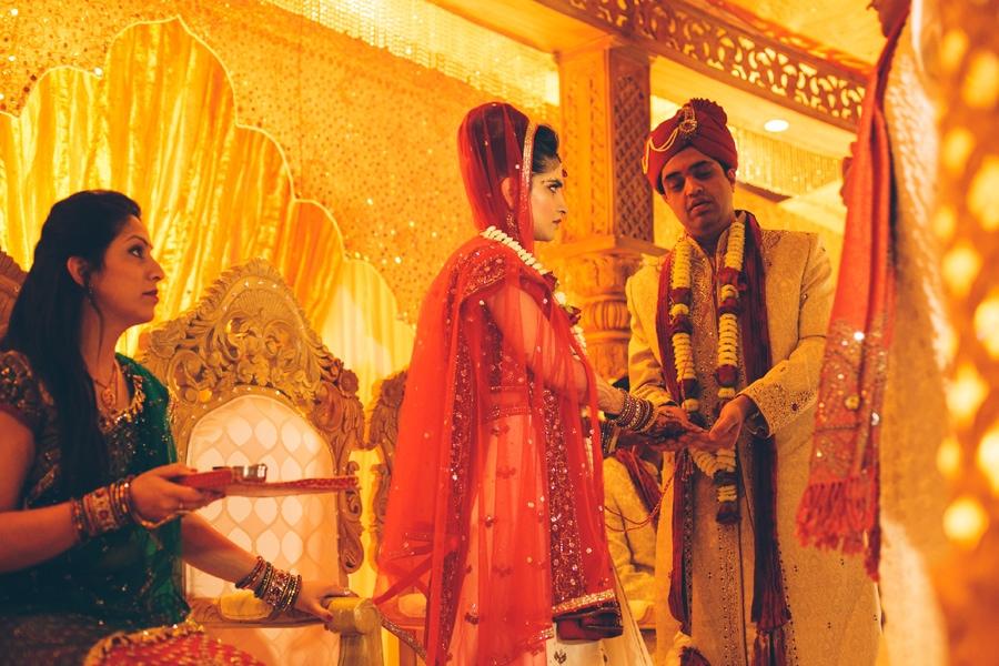 Copthorne Hotel wedding for kavita and rimal
