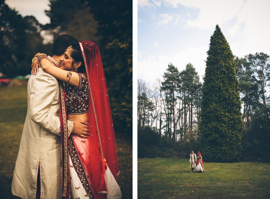 wedding portraits at copthorne hotel