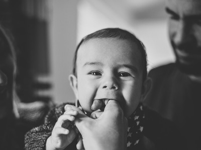 Baby Johnny - Family Session