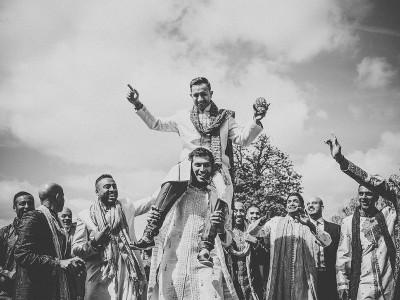 Priya+Samit - Parklands Quendon Hall Wedding