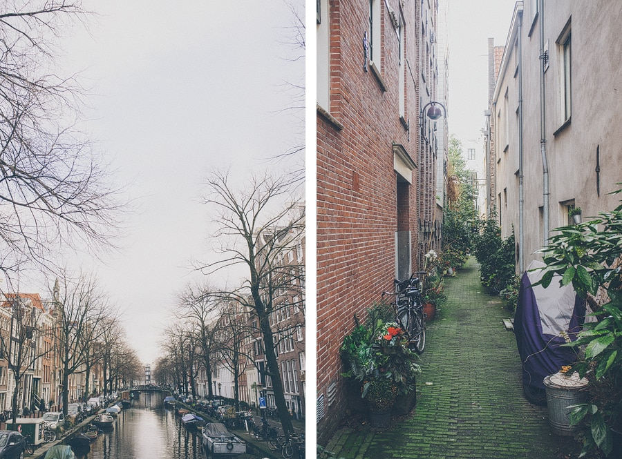 the beautiful streets of amsterdam