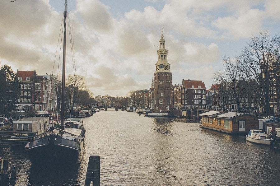 amsterdam canal picture