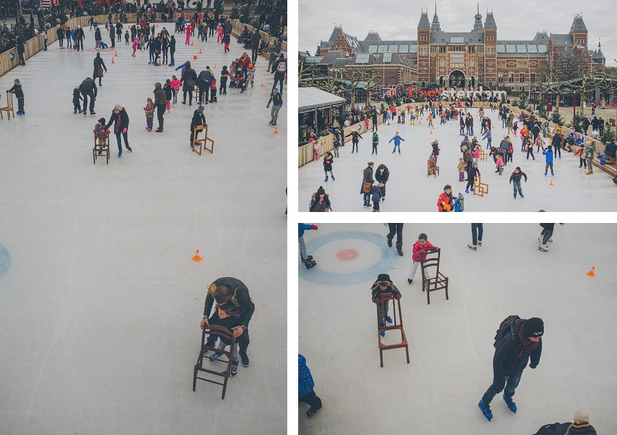 i amsterdam ice skating
