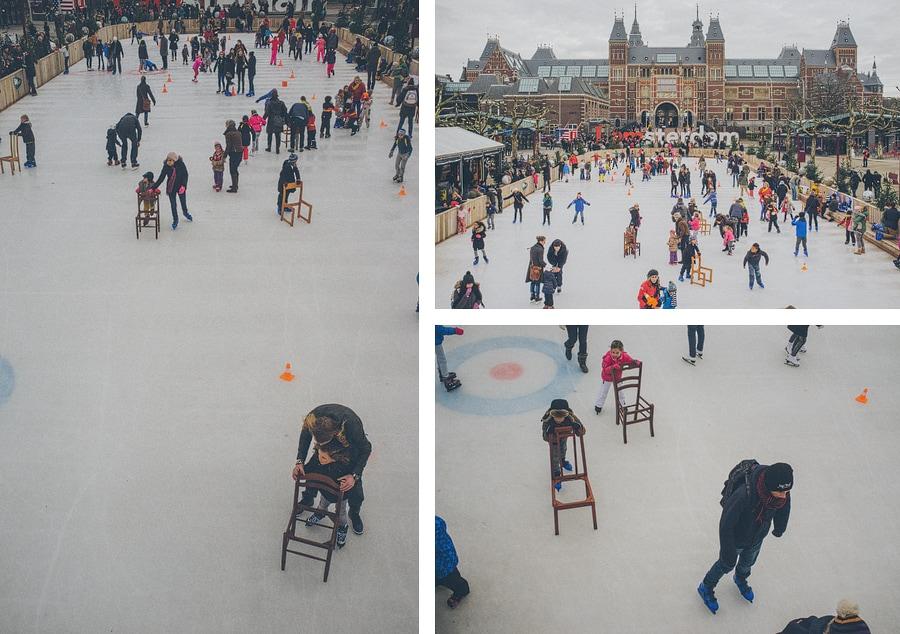 i amsterdam ice skating