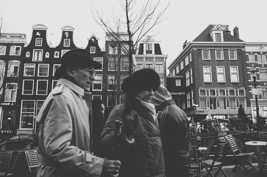 street photography in amsterdam