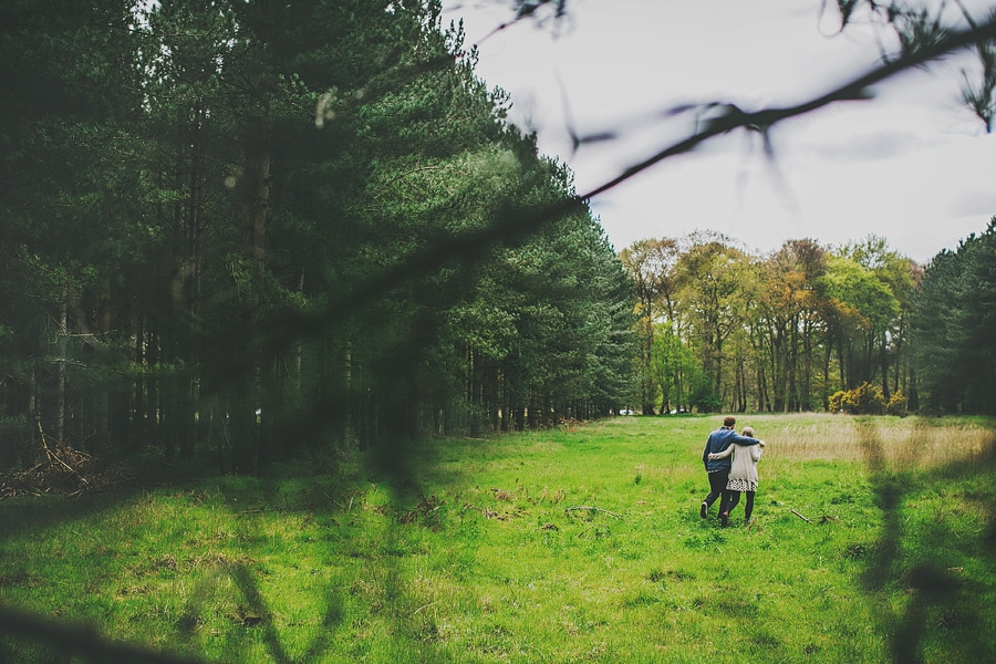 thetford forest portrait shoot