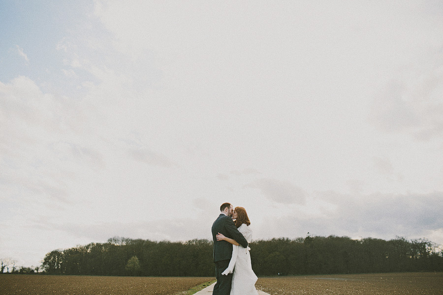 artistic wedding portraits