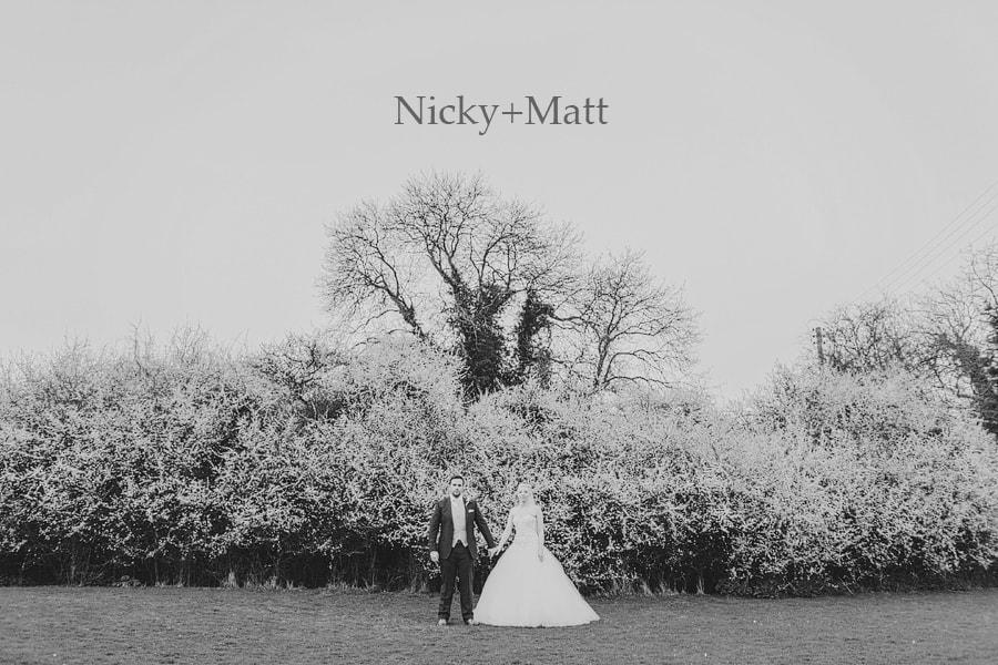nicky matt hertfordshire wedding
