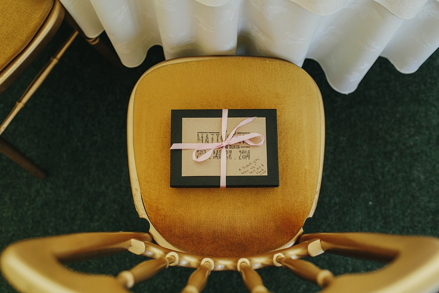 wedding details at newland hall chelmsford