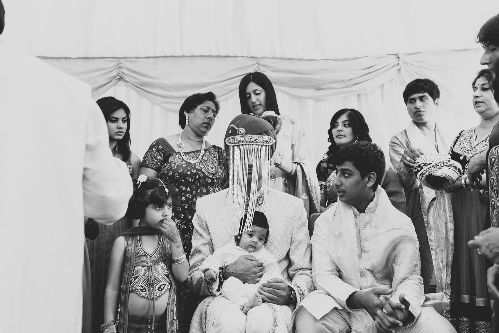 hindu wedding in hertfordshire