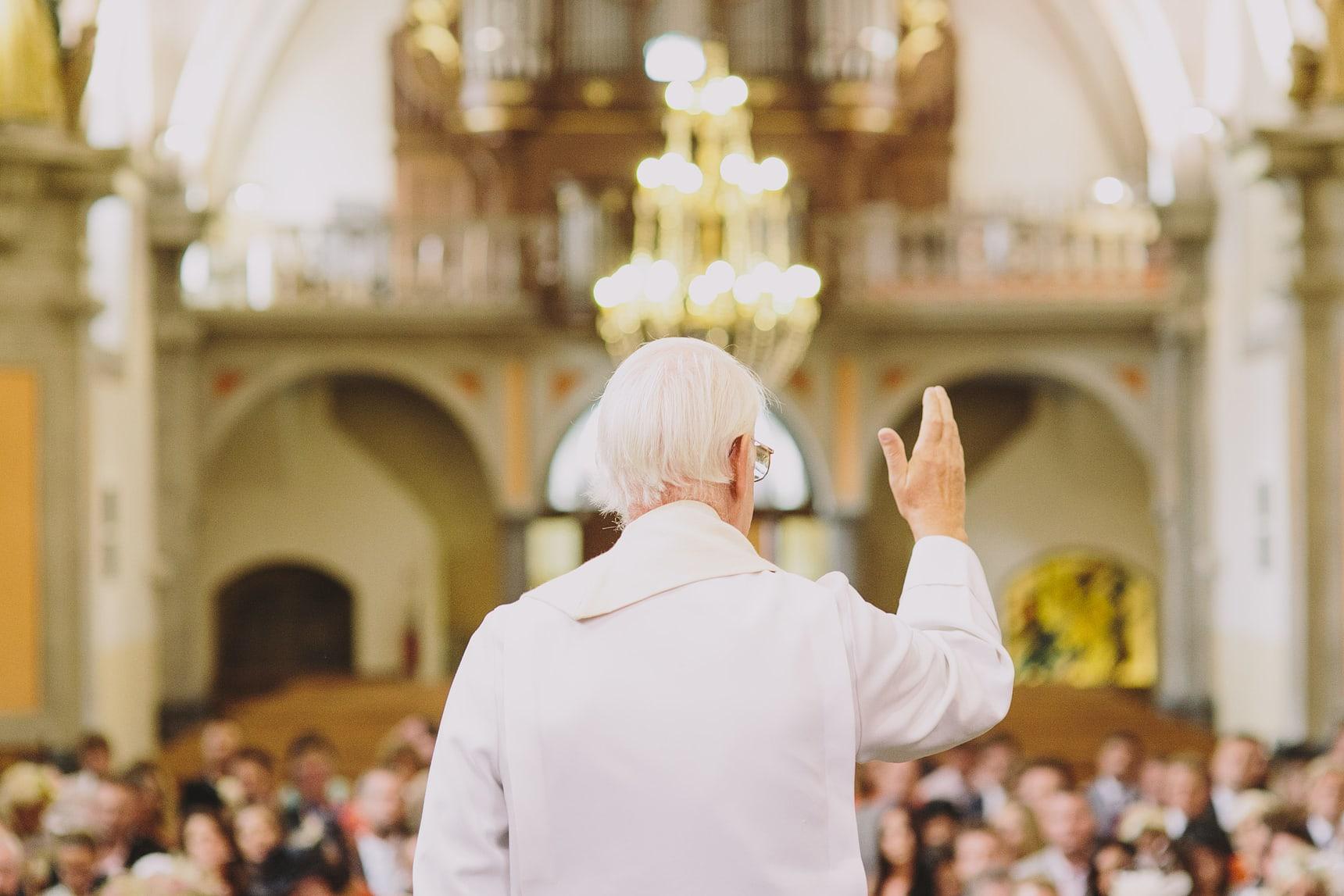 morzine wedding ceremony