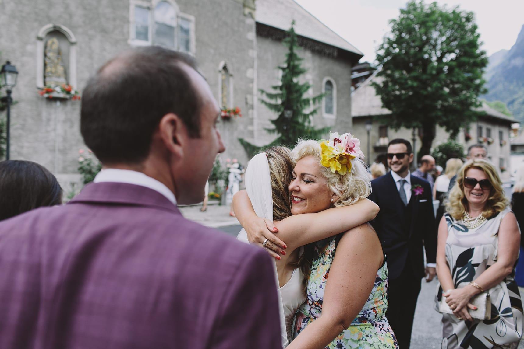 morzine wedding photos