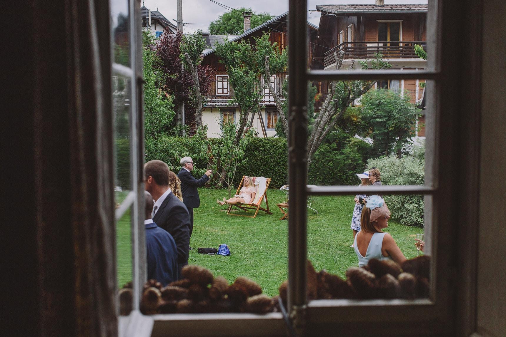 morzine destination wedding photos