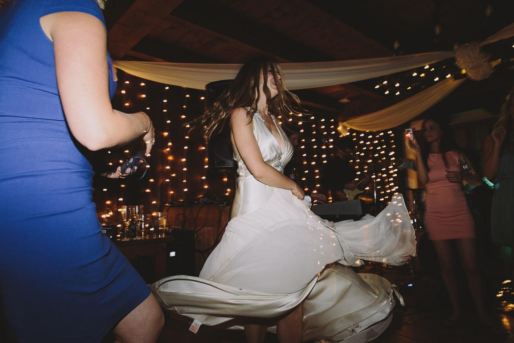 france destination wedding party