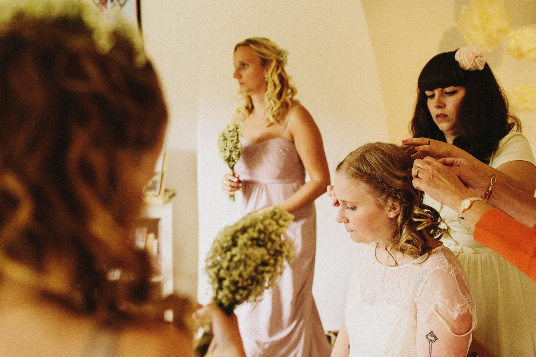 artistic wedding photographer oxfordshire