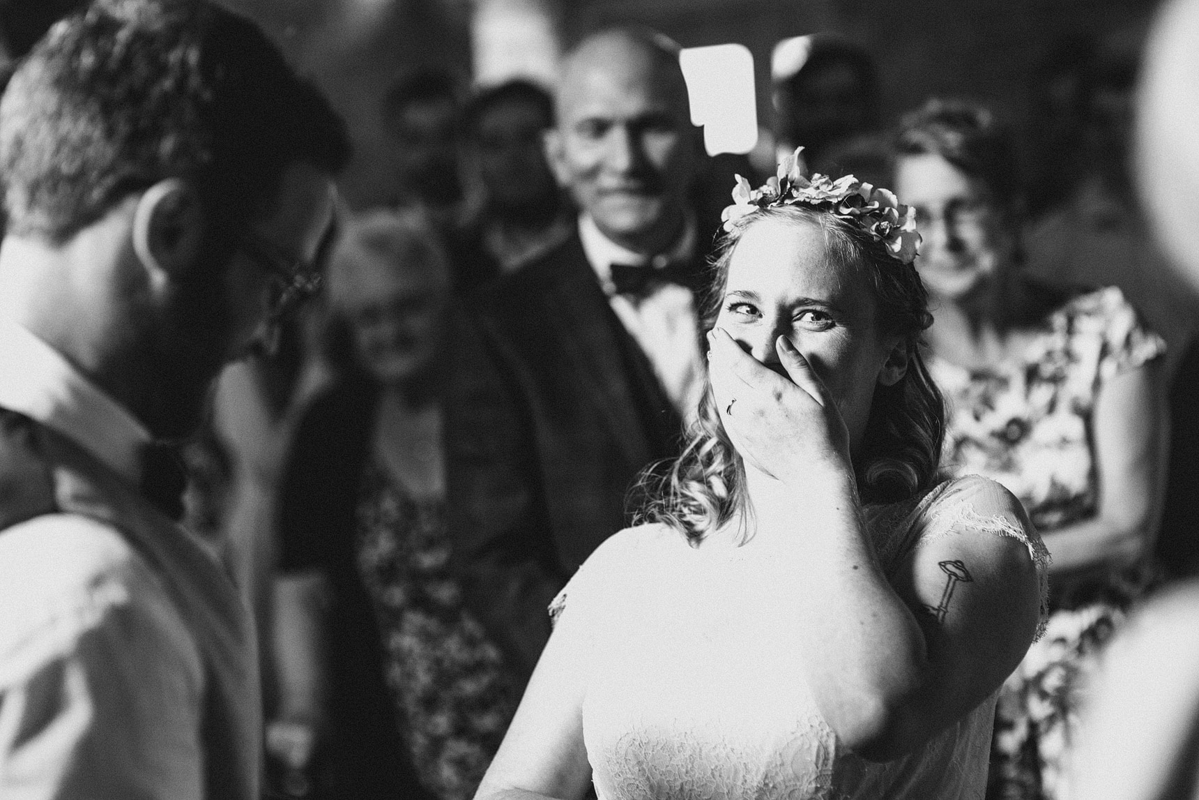 artistic wedding photographer