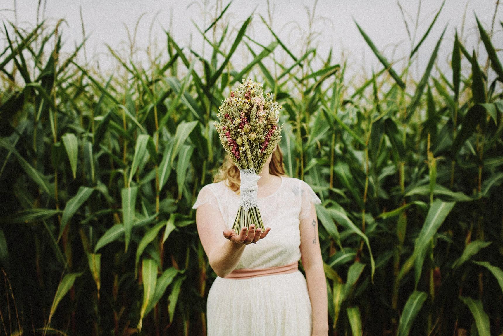 creative wedding portraits in england