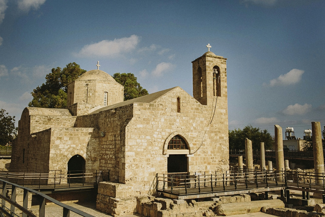 agia kyriaki church