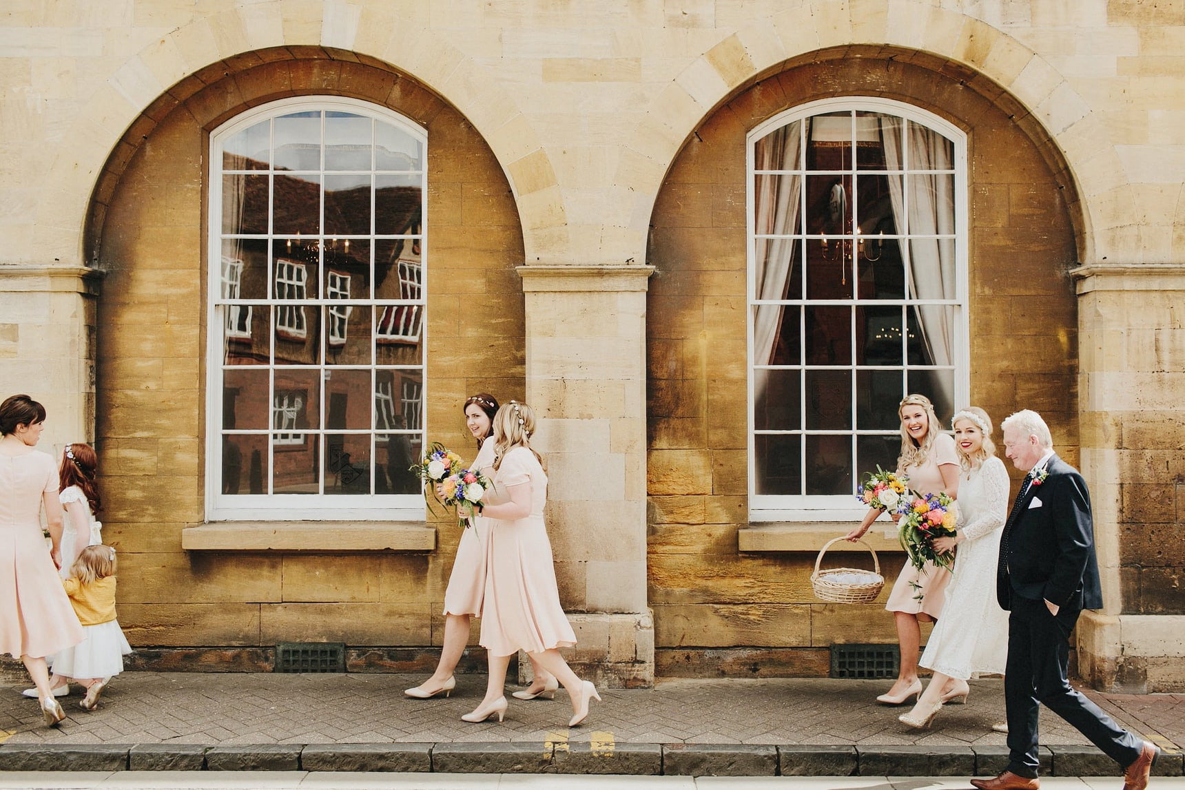 stratford upon avon town hall wedding
