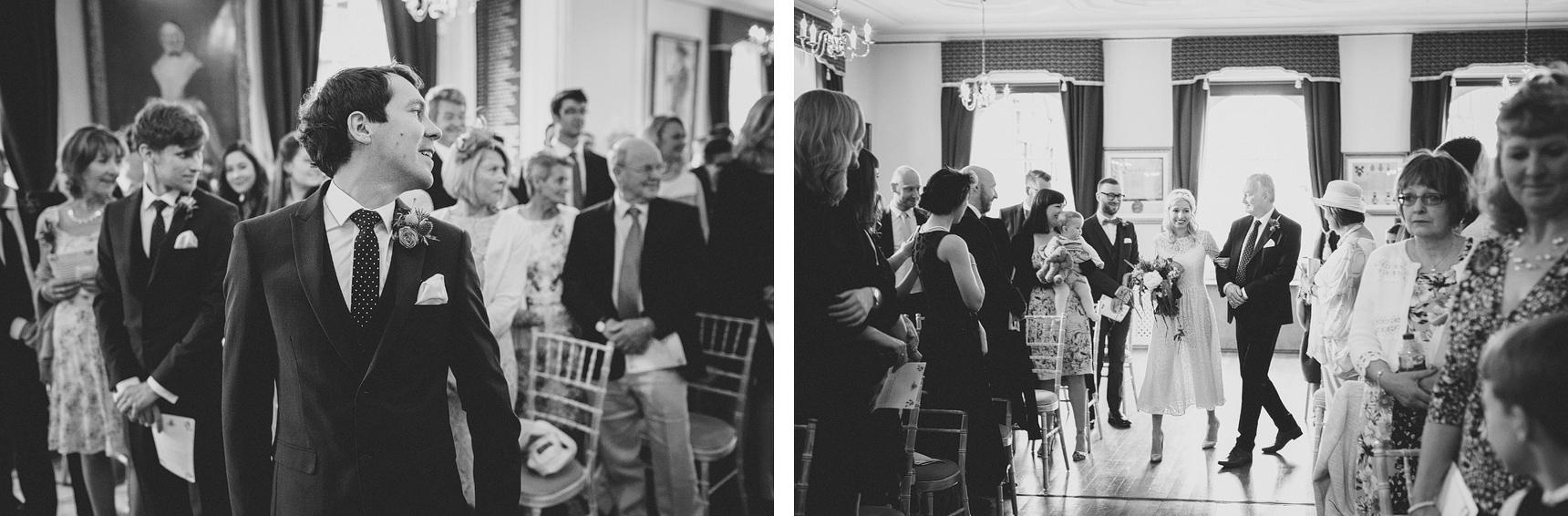 stratford upon avon town hall wedding