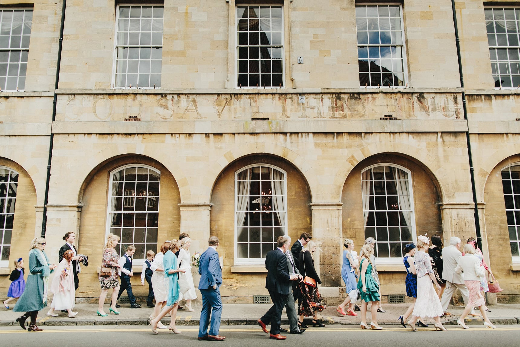 stratford upon avon town hall wedding photography