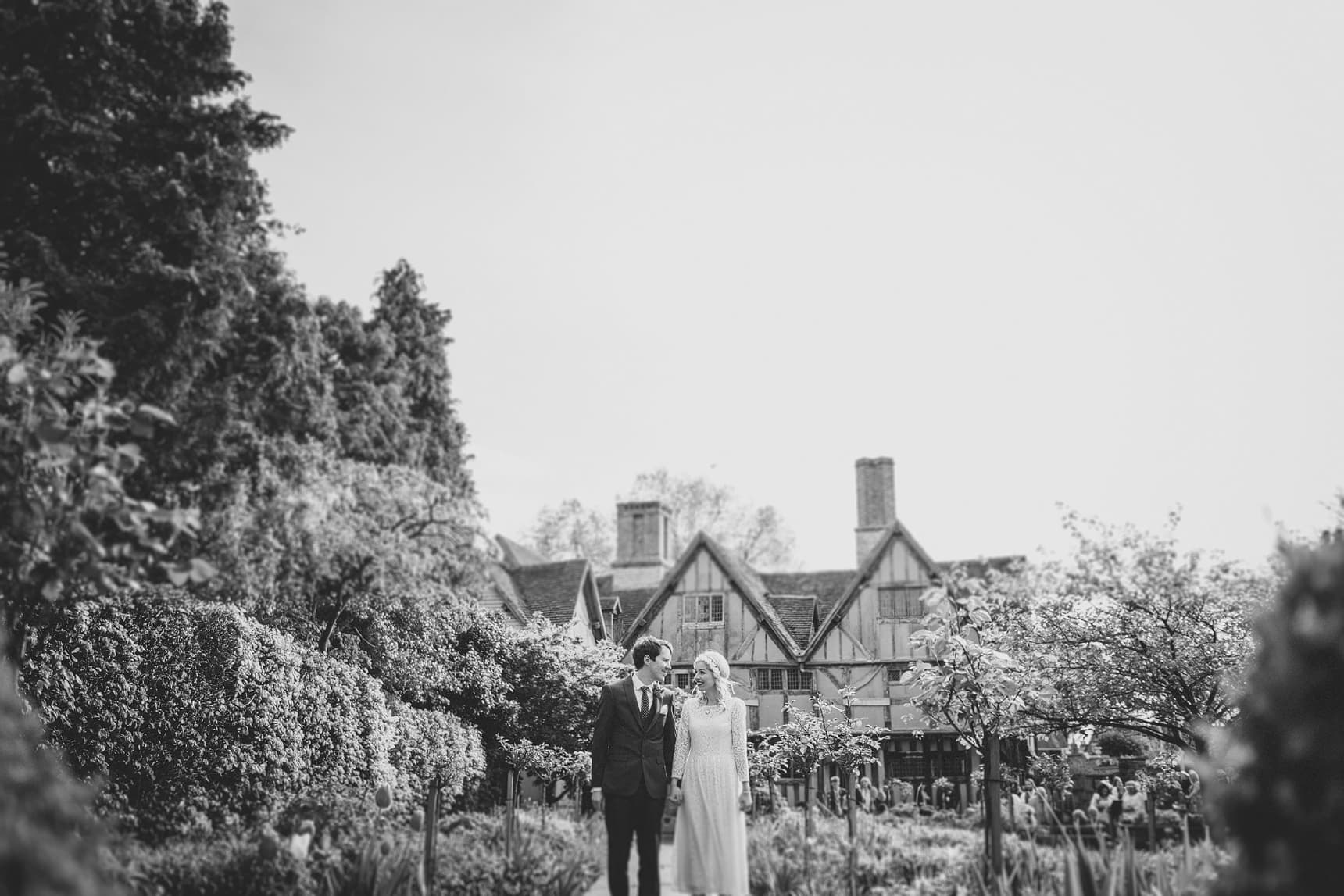 halls croft wedding