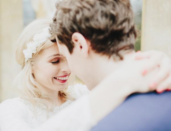 creative wedding portraits halls croft
