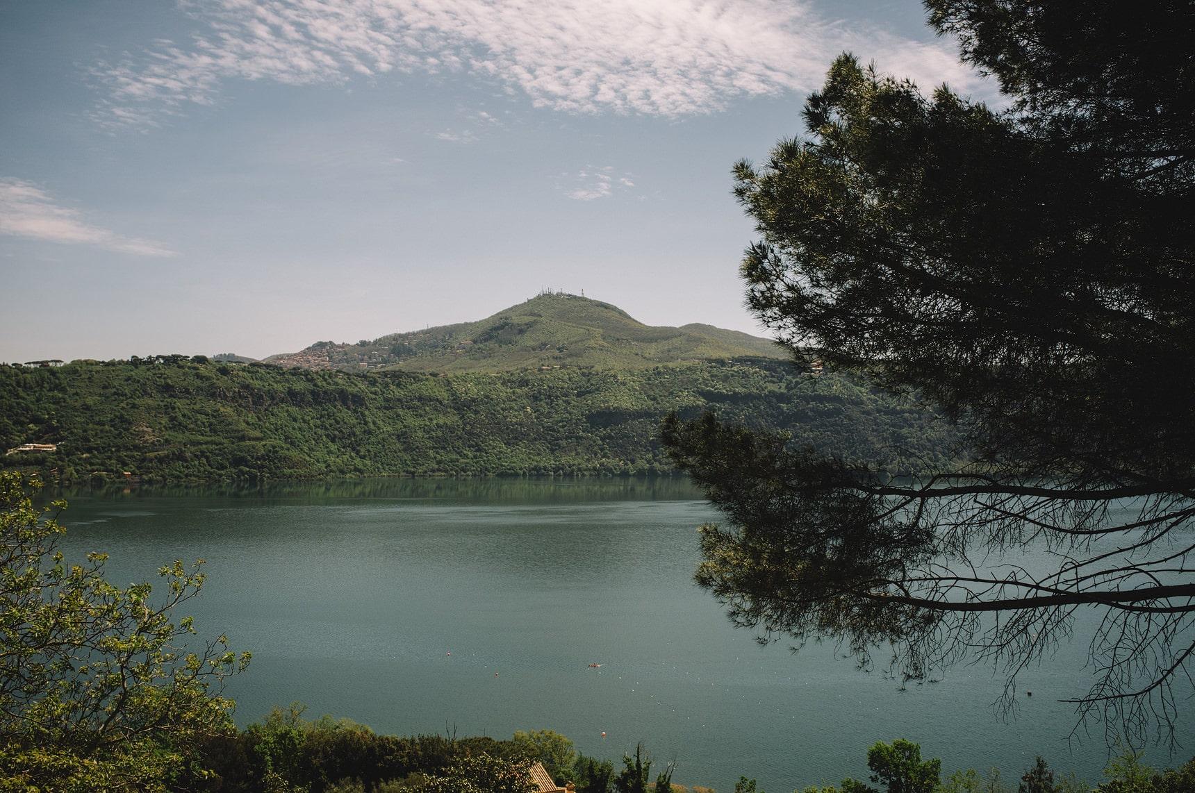 lago albano italy