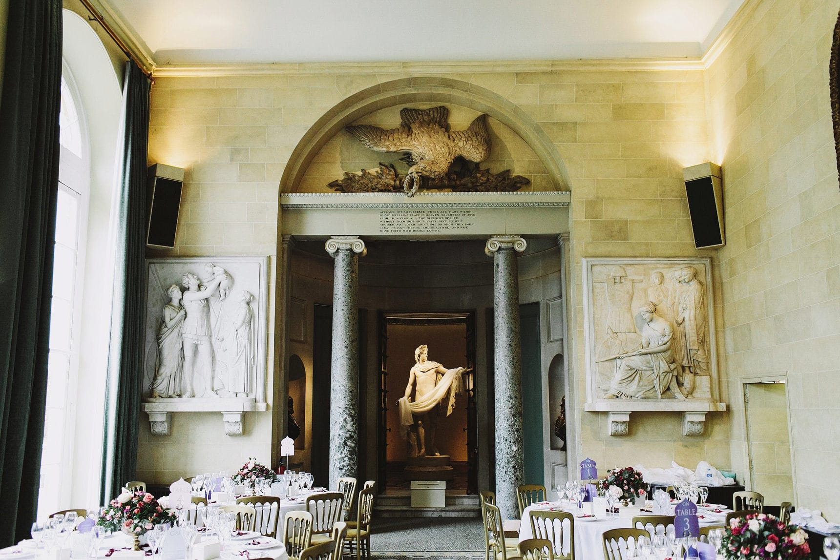 woburn abbey sculpture gallery venue