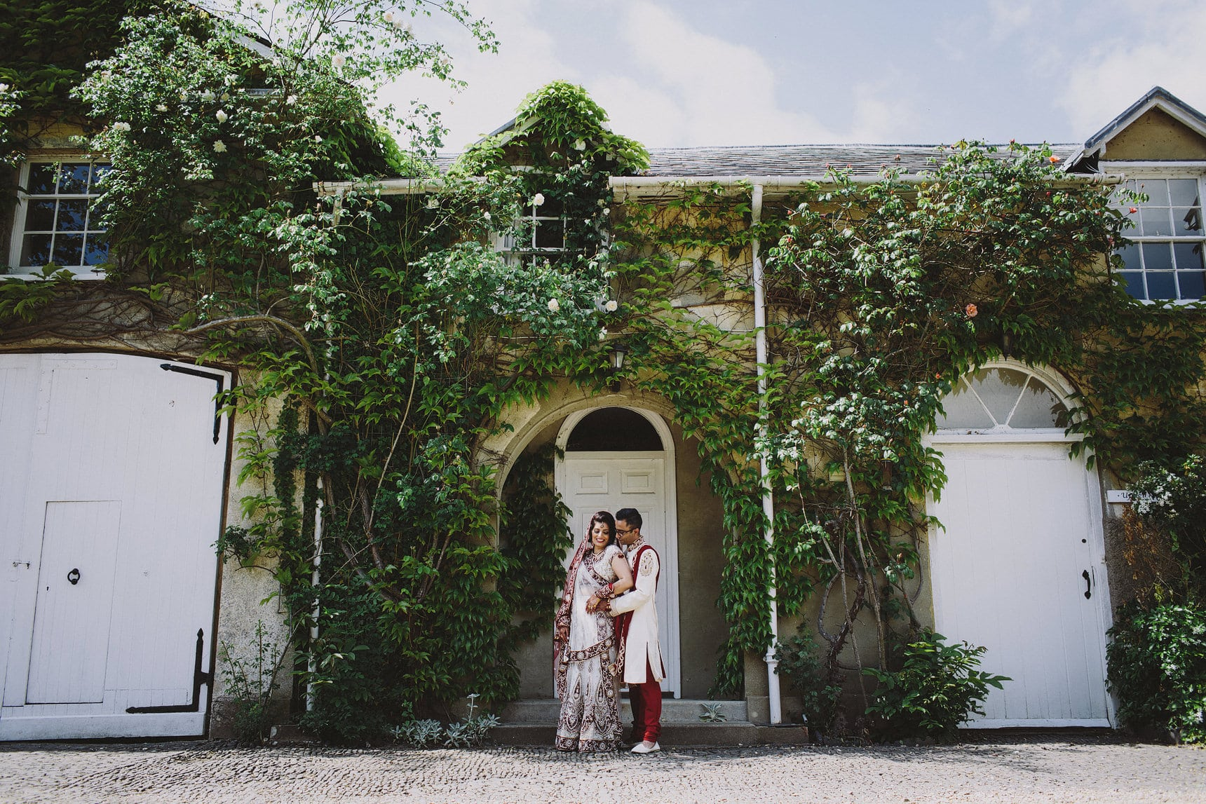 wedding at northbrook park