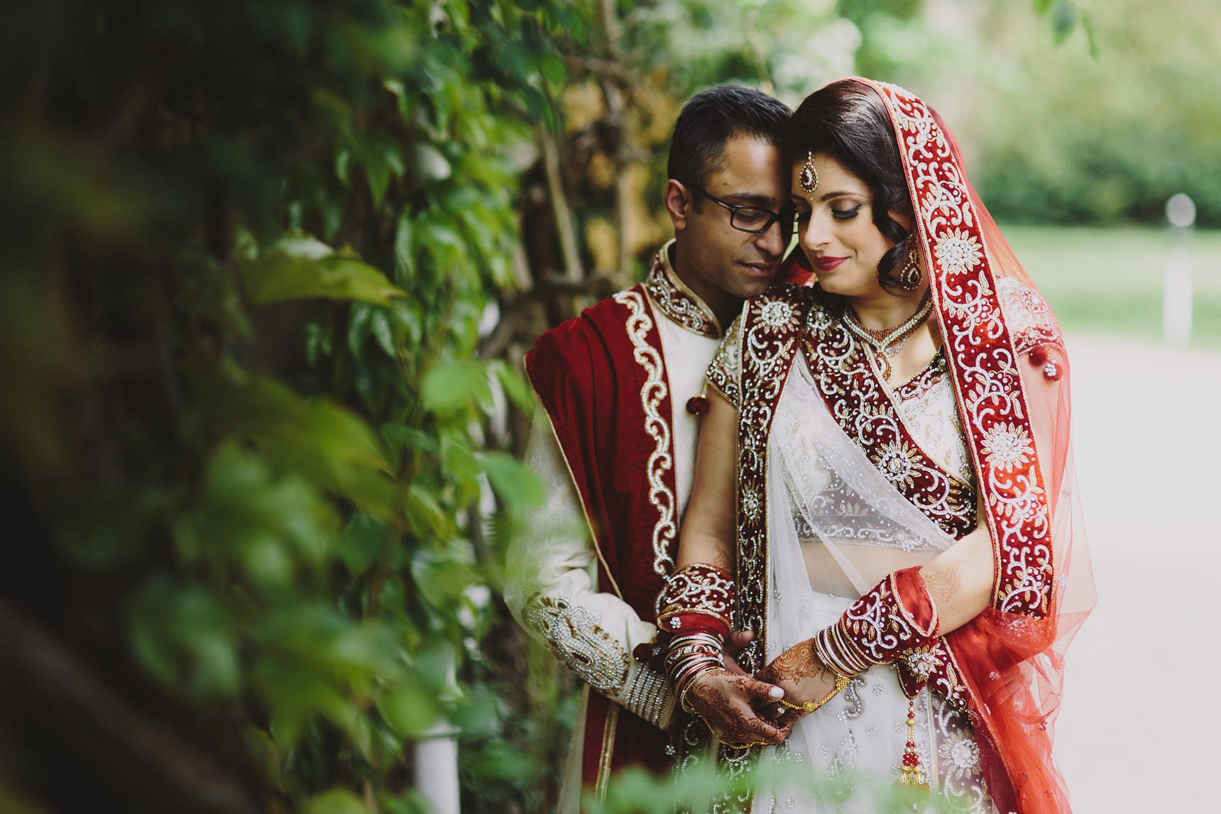 wedding at northbrook park surrey uk