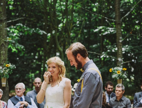 alternative wedding in essex forest