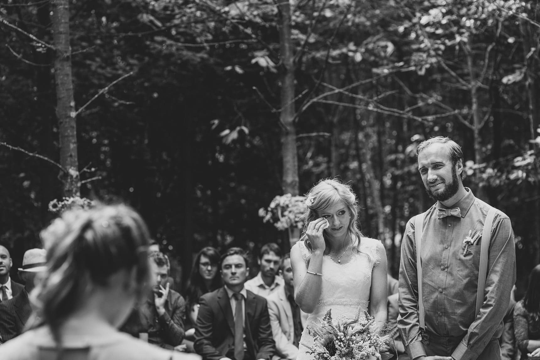 alternative wedding in essex forest