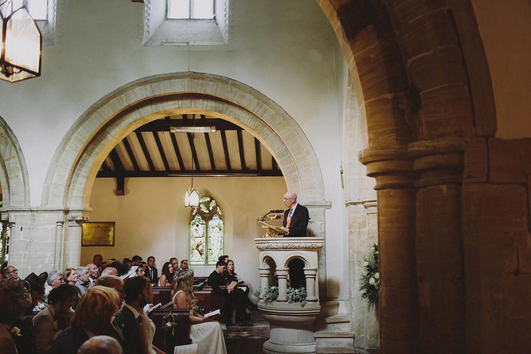 st marys church wedding northamptonshire