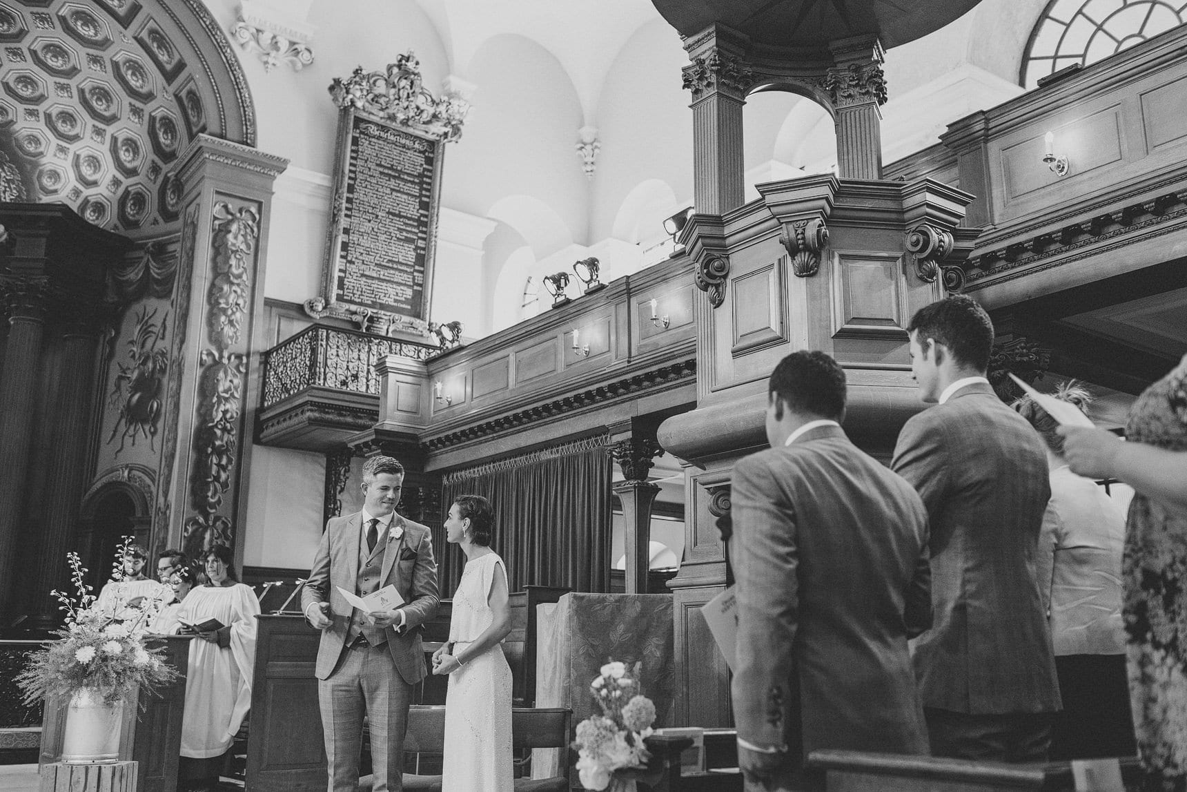 greenwich church wedding photography