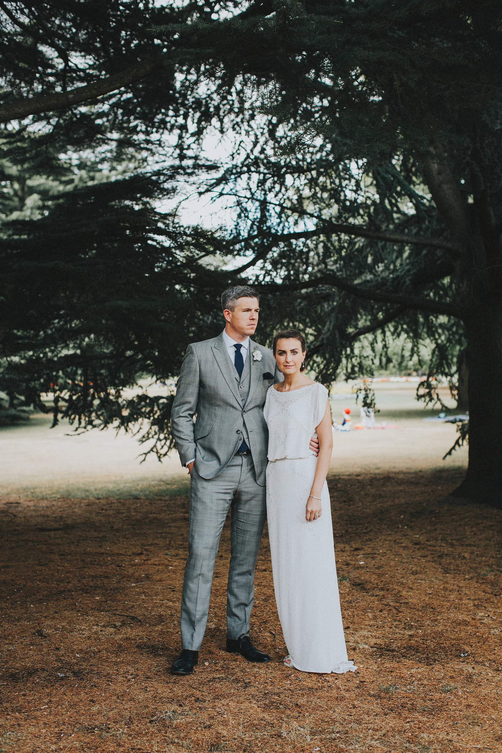wedding portraits in greenwich