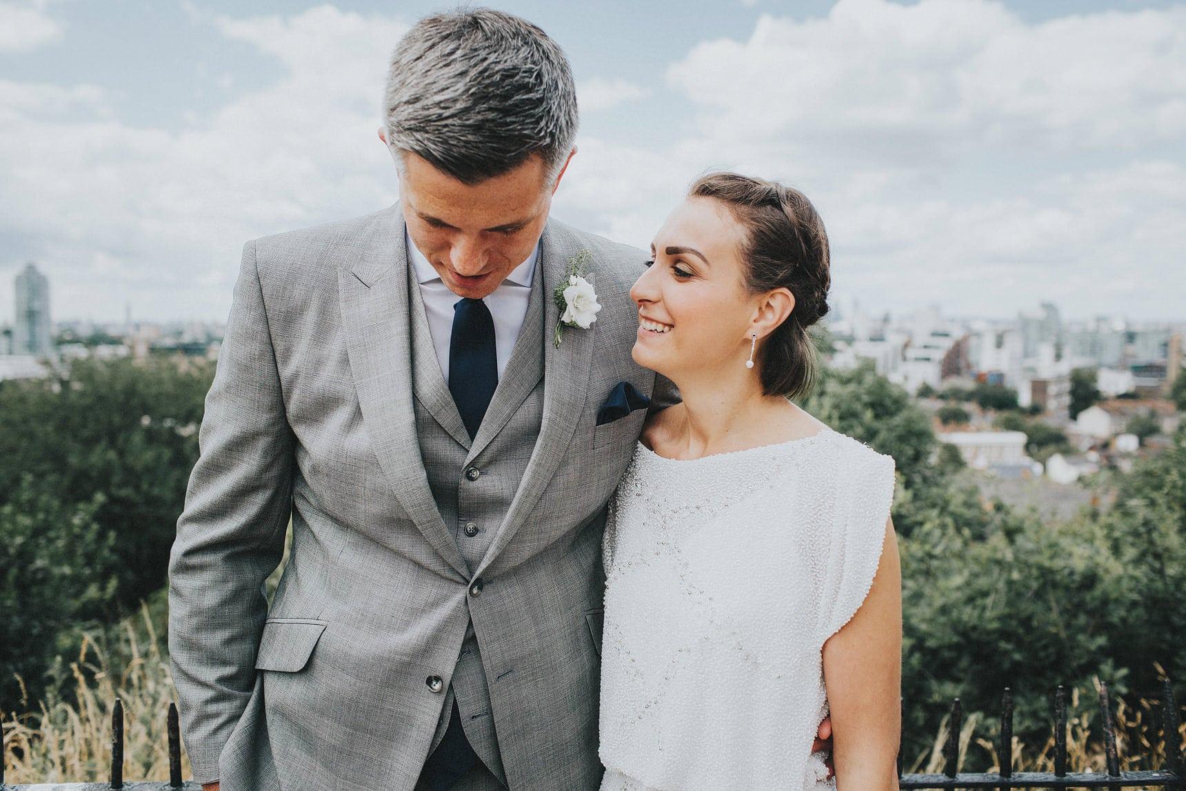 wedding photos in greenwich london