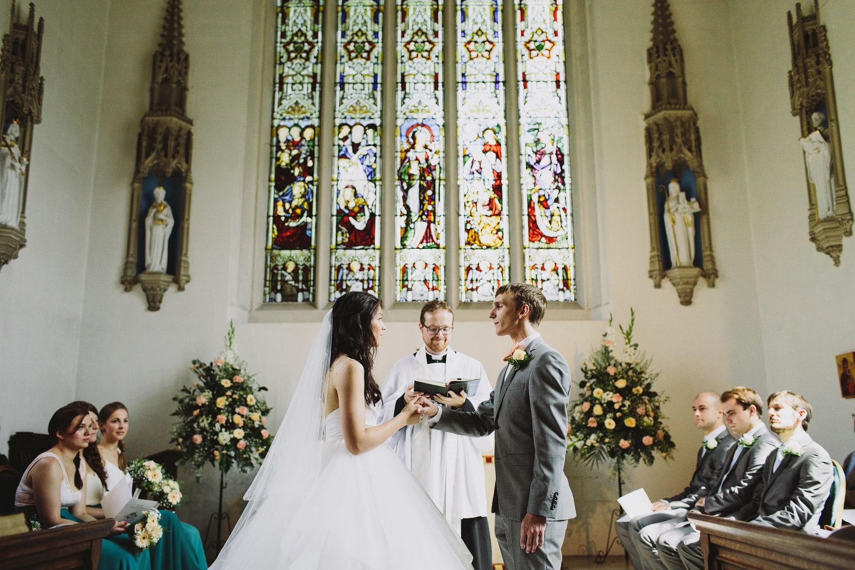 magdalene chapel wedding