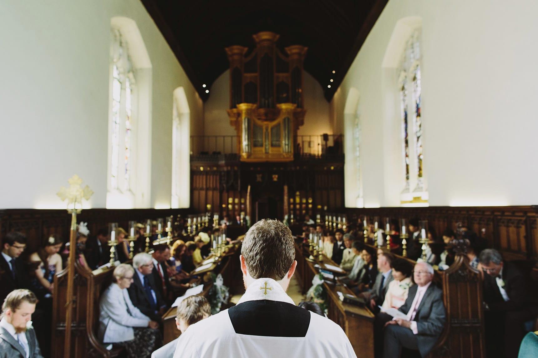 magdalene chapel wedding photographer