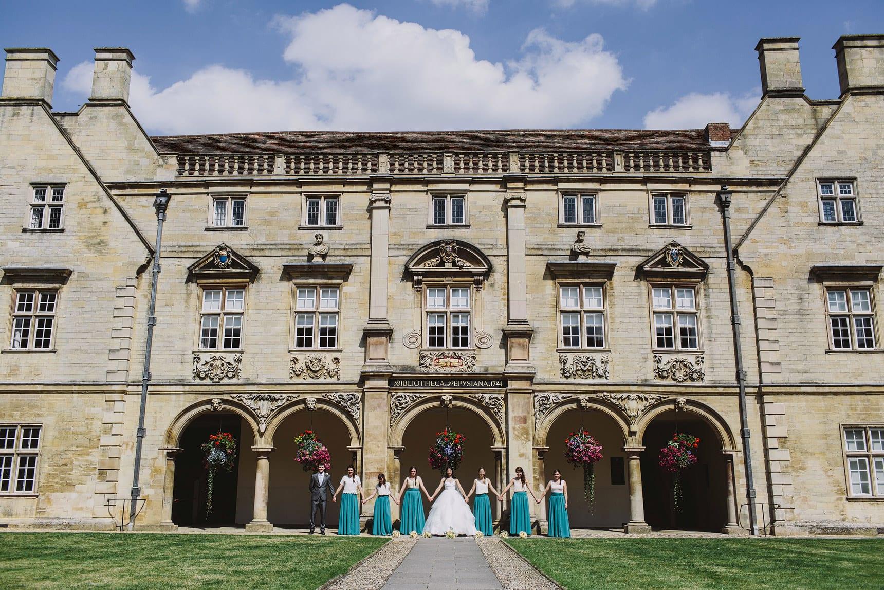 magdalene chapel wedding photography